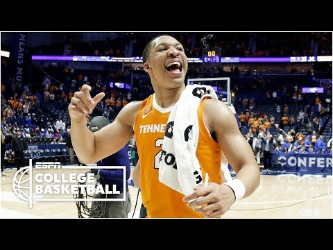 Tennessee takes down Kentucky to advance to the SEC Championship | College Basketball Highlights