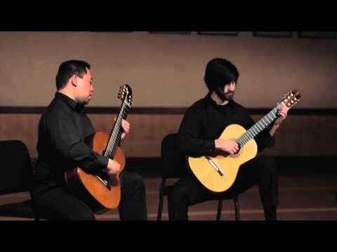 "Sergei Rachmaninoff - Op. 3, No. 1 ""Elegie,"" Commonwealth Guitar Trio"