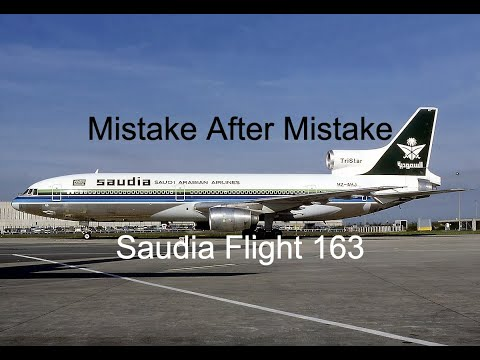 Falling At The Last Hurdle | Saudia Flight 163
