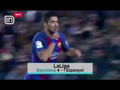 Seria A, Inter fitore e rëndësishme; La Liga, spektakli i Barcelonës