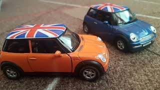 Mini Cooper Driving toy Mini Cooper Review and unboxing