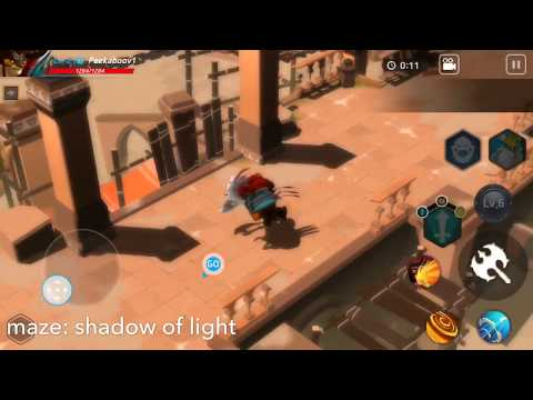 Top 5 ACTION MMORPG/Hack And Slash 2019 (IOS/ANDROID)