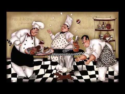 Laminas De Cocina | Laminas Decoupage Cocina Youtube
