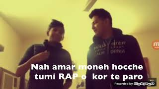 tawhid afridi with j- sifz rap song....