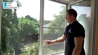 видео москитные сетки на окна