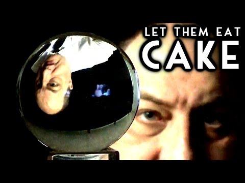 ASMR Let Them Eat Cake