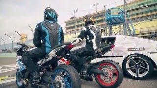 Мотоциклы vs  машины