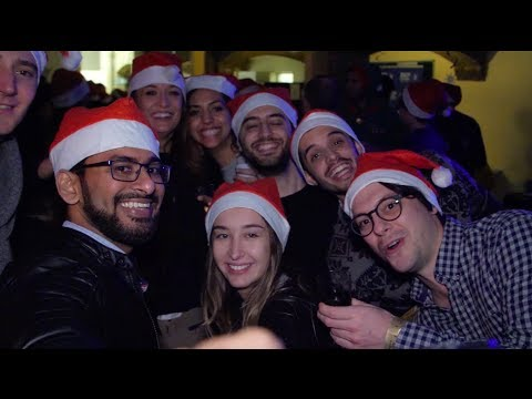 Jingle Bell Rock 2017 (ESCP Europe London Campus' Student Christmas Party)