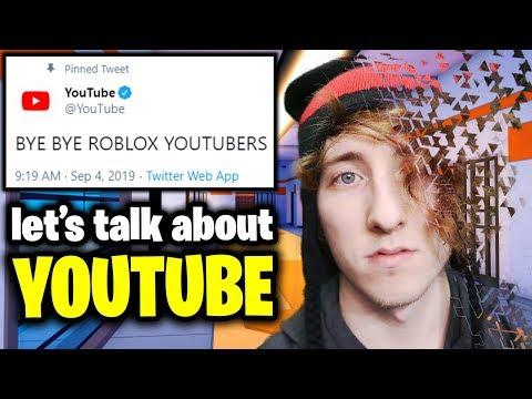 YouTube Banning Roblox Videos!? Let's Talk    | ⚔️ Roblox Jailbreak New  Update! | 🔴 KreekCraft LIVE