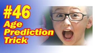 Age Prediction Trick - Free Download - Predict Anyone