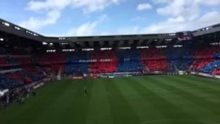 Sm Caen Lyon 3 : 0