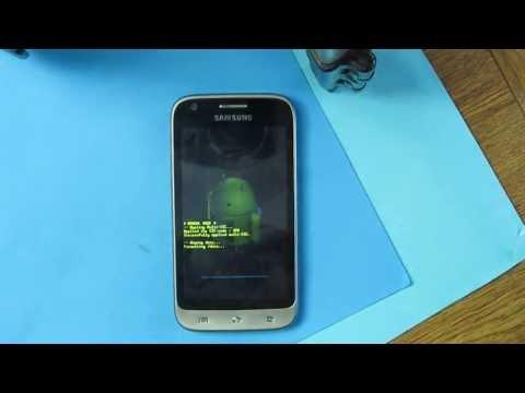 Hard Reset Samsung Gogh SPH L300 Sprint