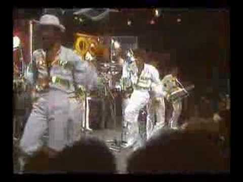kool & gang live get down on it