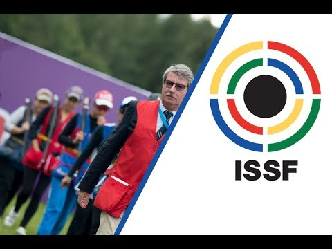 Skeet Women Final - 2017 ISSF World Championship Shotgun in Moscow (RUS)