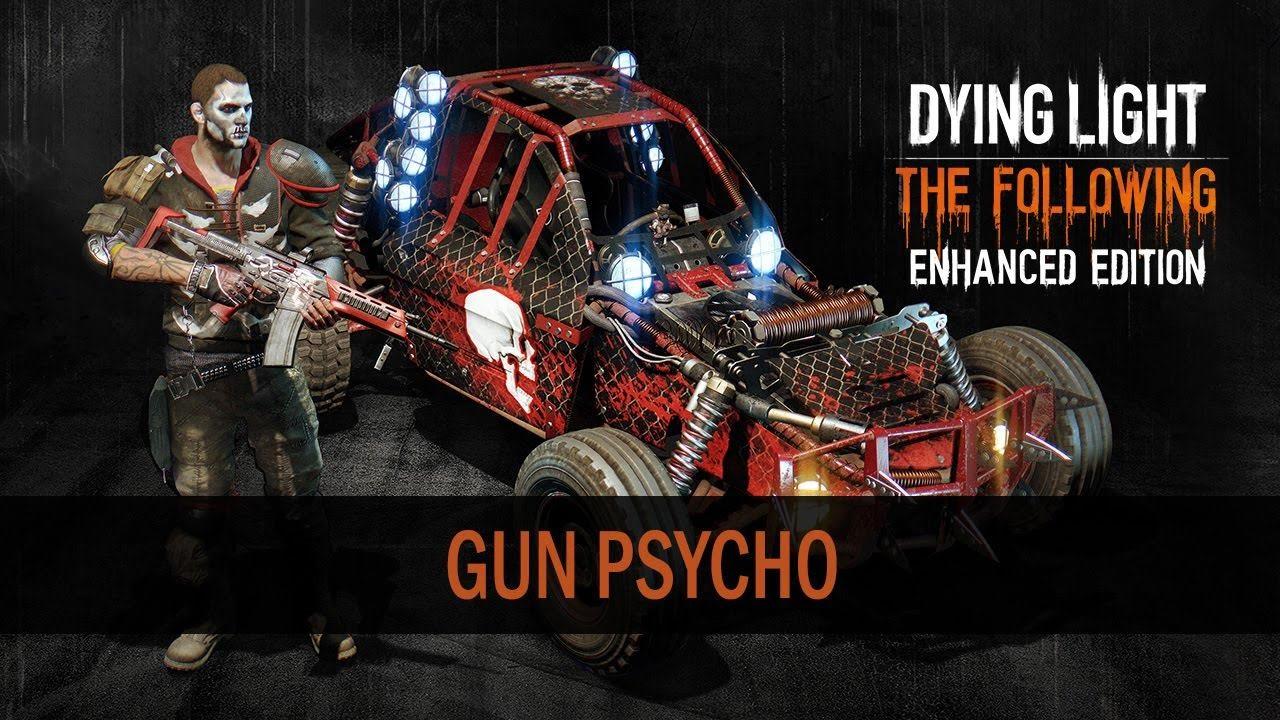 Dying Light: Gun Psych...