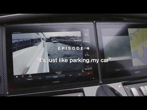 Volvo Penta Boating Challenge Episode 4 – Glass Cockpit system: a revolution in boat control