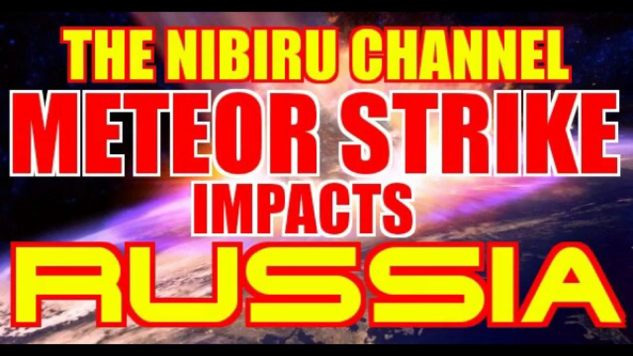 Download NIBIRU 🔴 PLANET X 🌎 METEOR IMPACT IN RUSSIA October 25th 2016