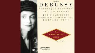Debussy: Paysage sentimental, L. 45