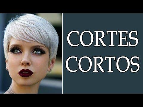 CORTES CORTOS 2018 | CORTES DE CABELLO CORTO 2018 | MODA PARA ...