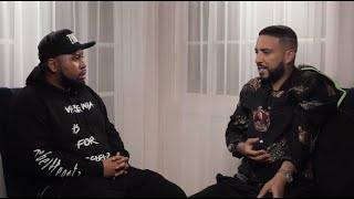 Face To Face: French Montana  x DJ Akademiks: Talks Being in ICU, 'Montana' Album, Max B, Juice Wrld