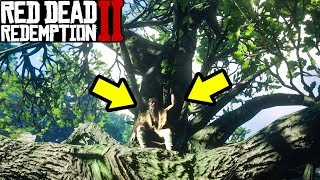 KING OF THE JUNGLE in Red Dead Redemption 2! RDR2 Secrets