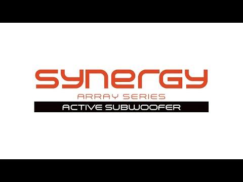 New For 2020 -  Synergy SA221S