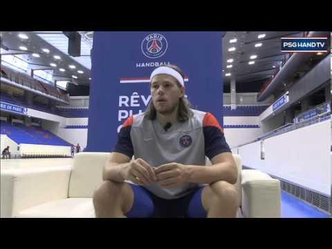 Mikkel Hansen se confie à PSG Hand Tv