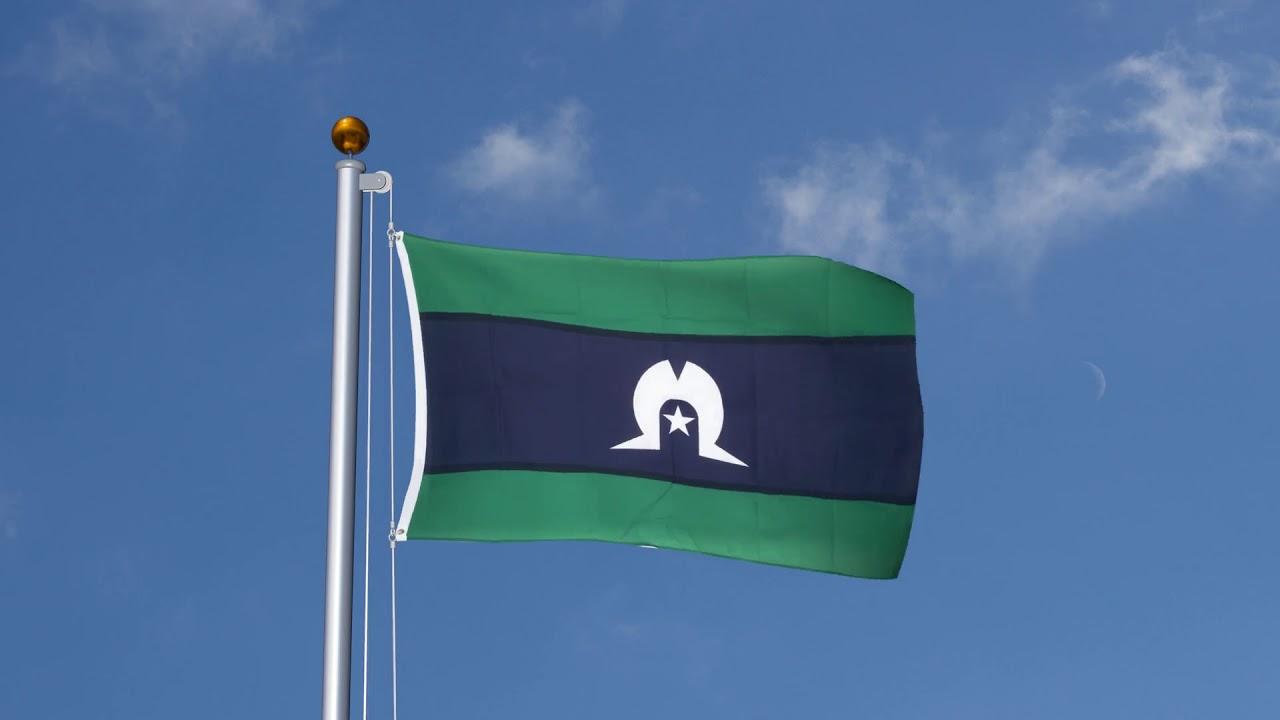Tasmanien Hissflagge 90 x 150 cm Fahne Australien Flagge