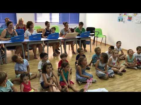 CLASE DE INICIACION ESCUELA MUNICIPAL DE MUSICA Y DANZA ALHAURIN DE TORRE