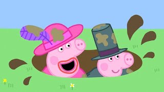 Peppa Pig Italiano - Vestire come mamma e papà! - Collezione Italiano - Cartoni Animati
