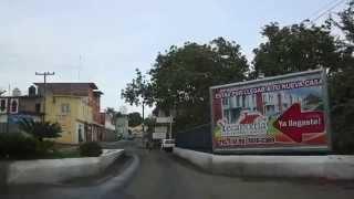 Dando una vuelta en Yecapixtla, Morelos (México)