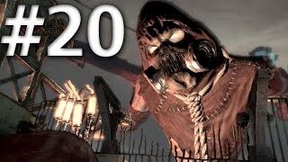 Batman Arkham Asylum - Walkthrough - Part 20 - Scarecrow Boss Fight - Road To Batman Arkham Knight