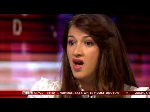 BBC NEWS HARDtalk with Zineb El Rhazoui