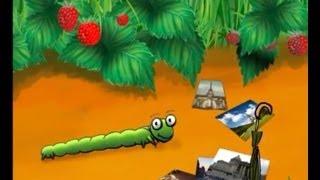 Приключение зеленой гусеницы. Мультфильм. Наше всё!