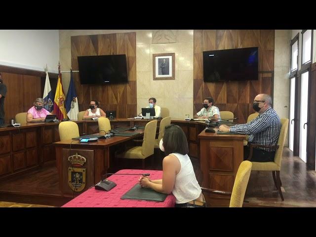 Presentan el proyecto de la nueva Residencia y Centro de Dia de Los Llanos de Aridane.