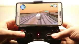 iPega gamepad 2 Overview and Thoughts. -Galaxy Note 3-