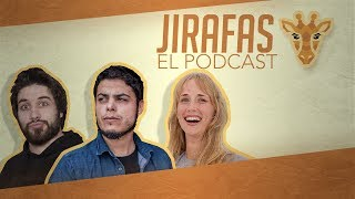 Ingrid García Jonsson y Manuel Huedo con David Sainz | Jirafas #11 | Playz