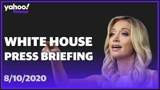 LIVE: White House Press Secretary Kayleigh McEnany briefs reporters
