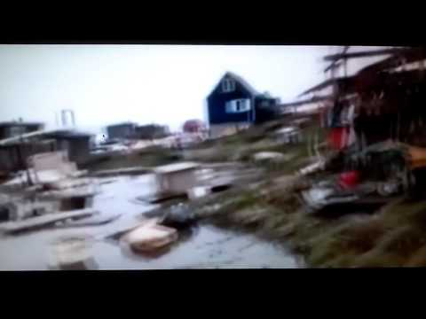 OMEN APOCALYPTIC EARTHQUAKES CAUSES TSUNAMI IN GREENLAND
