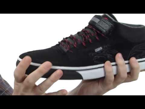 ea88d37ee230 DVS Shoe Company Clip Snow SKU  8172569 - YouTube