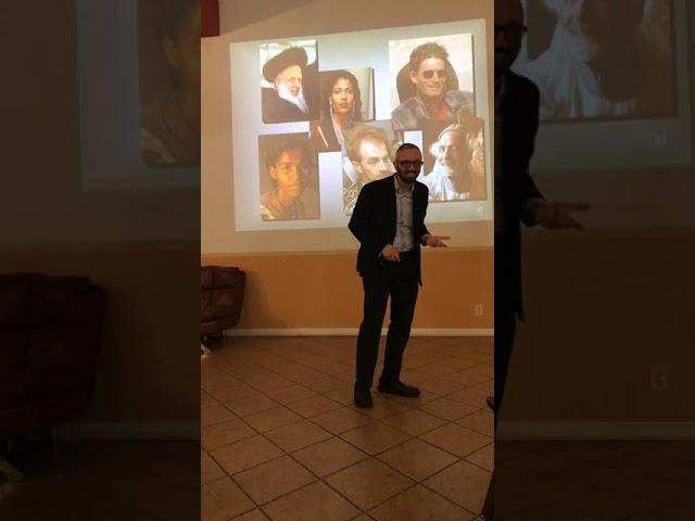 Leadership Fellowship Session #4- Rabbi Dovid Goldstein