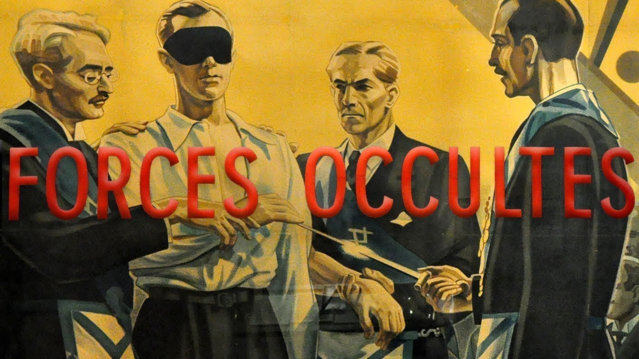 Occult Forces - Mysteries of Freemasonry Unveiled