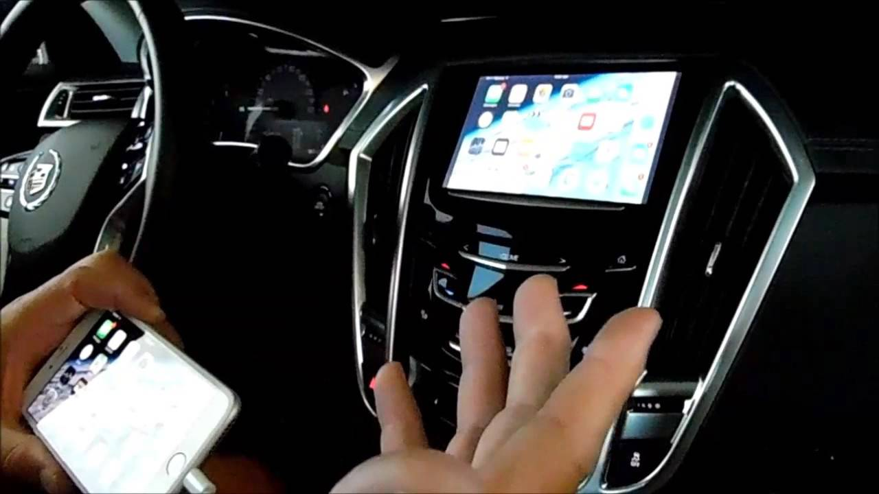 Adding CarPlay to a 2014-2016 GM Vehicle