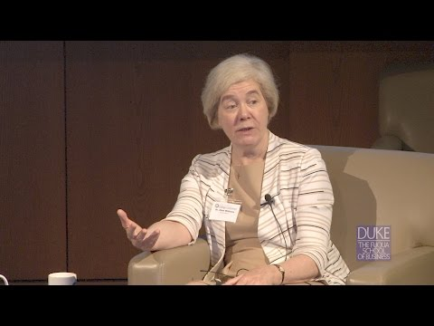 Duke University Energy Conference: Fireside Chat with Ellen Williams, Director, ARPA-E