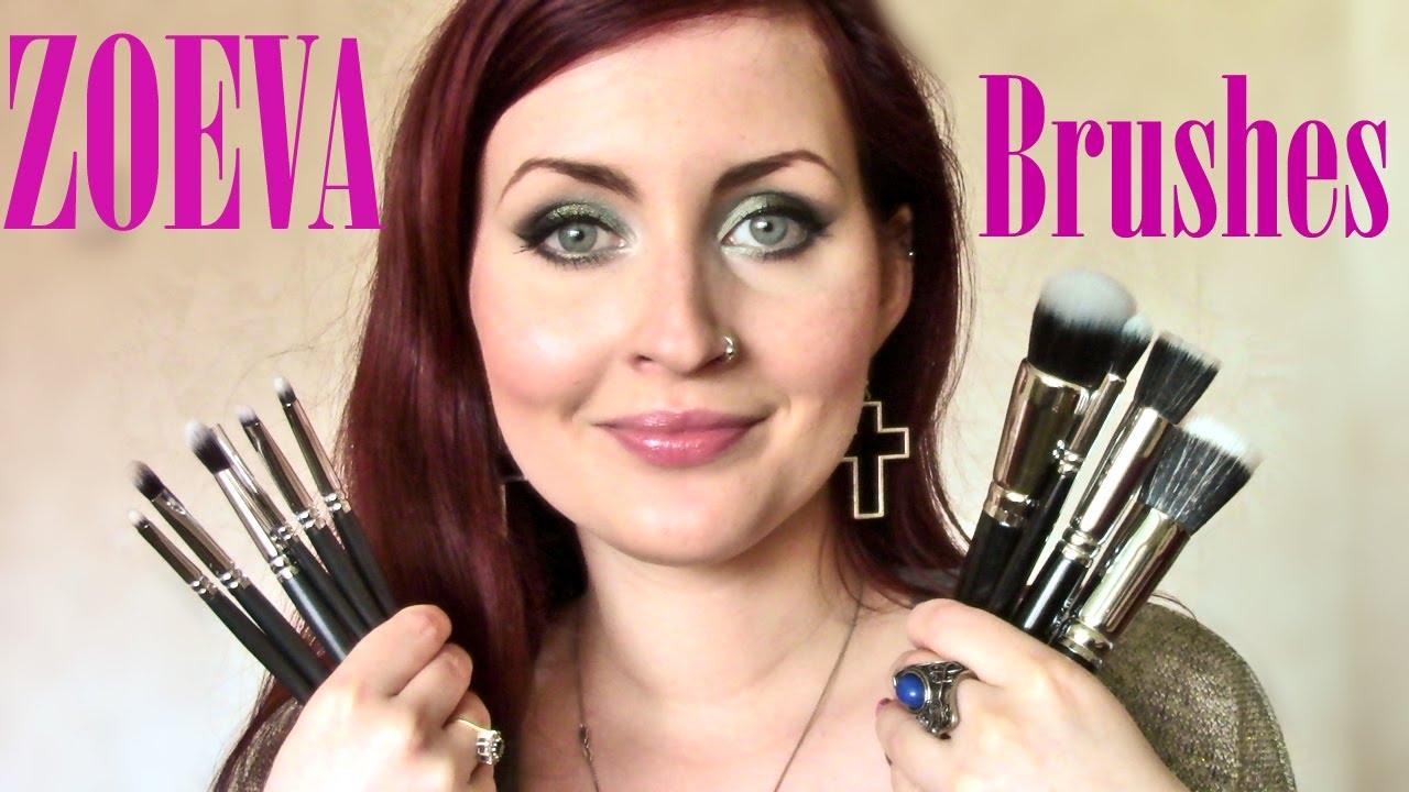 Zoeva Makeup Brushes: Review