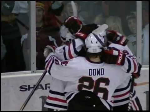 Husky Mens Hockey vs. Minnesota Gophers - Friday 11/18/2011 Highlights
