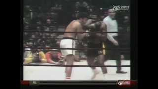 Joe Frazier vs Jimmy Ellis I - Feb. 16, 1970 - Entire fight - Rounds 1 - 5 & Interviews