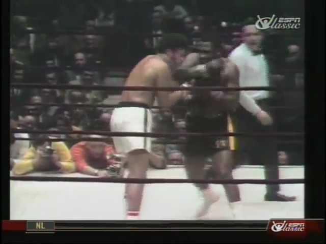 Joe Frazier vs Jimmy Ellis I - Feb. 16, 1970 - Entire fight - Rounds 1 - 5 & Interviews
