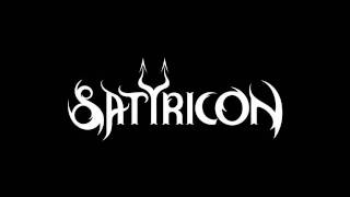 Satyricon - I got erection (Turbonegro cover)