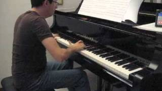 Evanescence - My immortal (piano cover played by Lucamadeus, arr. by Mercuziopianist)